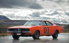 69 Dodge Charger the General Lee