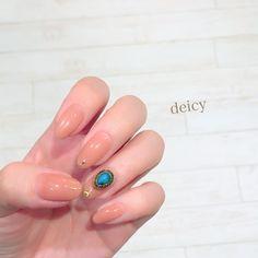 my nail  deicy deicyshibuya 渋谷 ネイル 秋 冬 フット ニュアンス シンプル 2016 オフィス ワンカラー グラデーション ベージュ ピンク フレンチ ブライダル モード グレージュ  ボルドー ストーン アート  大人 nail ターコイズ  テラコッタ