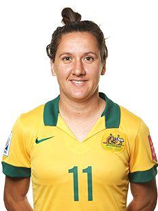 FIFA Women's World Cup Canada 2015™ - Players - Lisa-DE-VANNA - FIFA.com