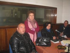 Abdelilah El Kounti president of the association of potters fes, fes live on radio meeting on craft
