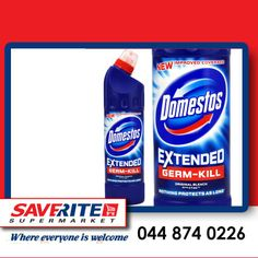 With a very wide variety to choose from, Saverite Supermarket stocks all your everyday cleaning detergents to ensure a clean healthy home environment. #lifestyle #supermarket