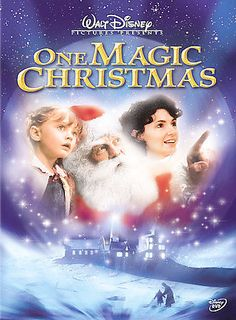ONE MAGIC CHRISTMAS, WALT DISNEY (DVD) SHIPS FREE