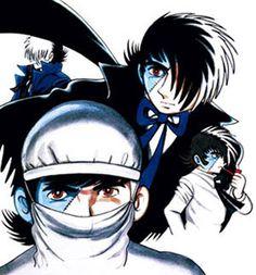 Tezuka Osamu's BlackJack! It's just the best!