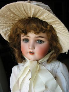 .The life size dolls were gorgeous in the Victorian era.