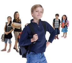Las mochilas escolares y el dolor de espalda, ¿cómo evitarlo?