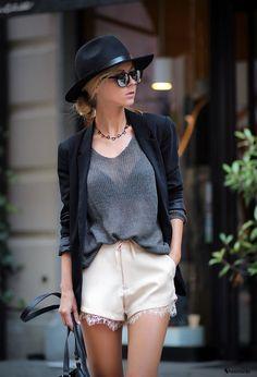 • Street 'CHIC • ❤️ Babz ✿ιиѕριяαтισи❀ #abbigliamento