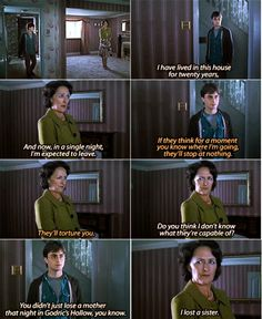 Deleted Scene From Harry Potter