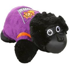 "NBA Phoenix Suns Mini Mascot Pillow Pet by Football Fanatics. $24.95. Plush pillow with foam filling. Approximately 13"" x 13"" x 3.5"" (including head). Quality embroidery. Felt applique detailing. Hook & loop fastener to stand upright. Phoenix Suns Mini Mascot Pillow PetOfficially licensed NBA productTeam colors & logoHook & loop fastener to stand uprightPlush pillow with foam fillingWarning: Choking hazardImported100% PolyesterQuality embroideryFelt applique d..."