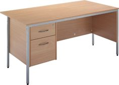 industrial products available to order. Wood Office Desk, Office Furniture, Pedestal Desk, Corner Desk, Drawers, Commercial, Industrial, Google Search, Home Decor