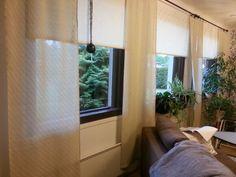 Verhot#käsityö#curtains#handcraft