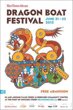 Dragon Boat Festival - Ola Volo