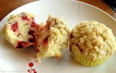 Gluten Free Strawberry Lemonade Muffins Recipe