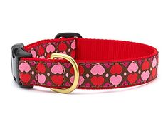 All Hearts Dog Collar ** Click image for more details. (This is an affiliate link and I receive a commission for the sales)
