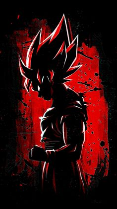 black goku S U P E R H E R O S Dragon ball, Dragon