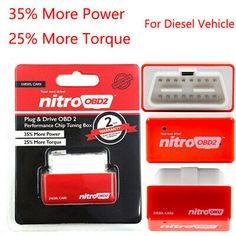 Obd2 Performance Chip Save Fuel//Diesel FOR Dodge RAM 2500//3500 5.9l 6.7l cummins