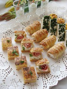 La cuisine creative: Party zalogajčići