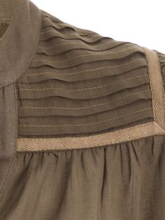 Camisa Feminina Crocoita - A. Niemeyer - Verde Militar - Shop2gether