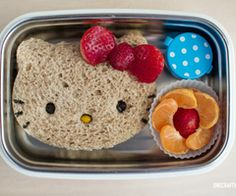 Hello Kitty Sandwich!
