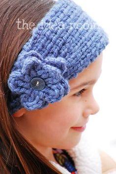 ear warmer knitting pattern