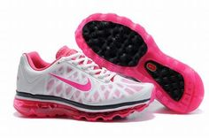Pink air max.  I love these shoes, but have not been able to find this color combo anywhere.  Thinking they may be knock-offs.
