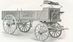 Prototypical finescale model American Farm Wagons built with the same materials as they were over 100 years ago, including nuts and bolts. Horse Drawn Wagon, Thing 1, A Team, Baby Strollers, Scale, Platform, Construction, Horses, Type
