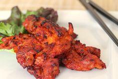 KOREAN RECIPES   Spicy Korean Barbecue Chicken Recipe   MAMALOLI - Fun and Easy Recipes
