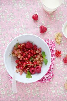 Cannelle et Vanille: Inspired by currants
