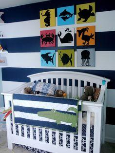 Rybki i inne morskie motywy to świetny pomysł na dekoracje do pokoju malucha. Podaruj swojemu dziecku wszystko, co najlepsze na http://mlekolandia.pl/