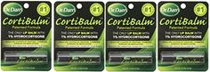 NEED!  Dr  Dans Cortibalm Lip Balm for Chapped Lips