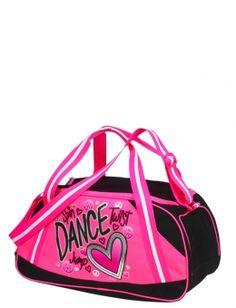 Dance Sports Duffel Bag