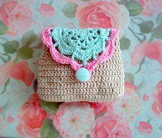 crochet / pretty colours