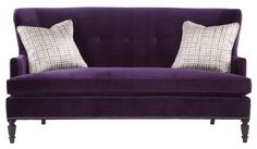 Nadine Sofette - Bernhardt Furniture