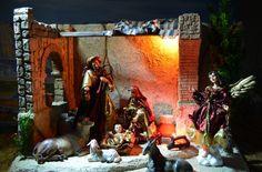 RUINAS 4-01 Wordpress, Painting, Art, Nativity Sets, Ruins, Nativity Scenes, Art Background, Painting Art, Kunst