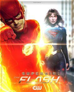 The Flash, Supergirl, Cw Dc, Amazing Spiderman, The Cw, Kara, Dc Comics, Content, Tv