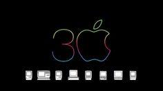"""""""Mac Icon Standard"""", una nueva tipografía para conmemorar el 30 aniversario del Mac"""