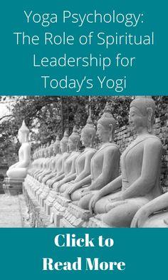 Yoga Psychology: The Role of Spiritual Leadership for Today's Yogi Online Yoga Teacher Training, Spiritual Leadership, Read More, Evolution, Psychology, Spirituality, Reading, Life, Psicologia