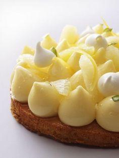 La tarta de limón de Thoumieux