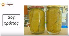 Cooking Videos, Pickles, Cucumber, Mason Jars, Recipes, Food, Canning Jars, Rezepte, Meals