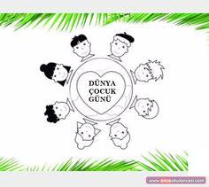 Dünya Çocuk Günü Afişleri - Önce Okul Öncesi Ekibi Forum Sitesi - Biz Bu İşi Biliyoruz