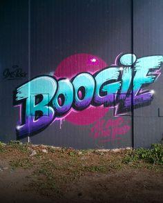 Boogie Graffiti More