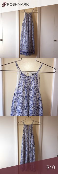 Rue 21 Floral Swing Dress Rue 21 Floral Swing Dress. Size medium. Only worn once or twice. So pretty and it flows so nice when you walk. Let me know if you have any questions ! Rue 21 Dresses Midi