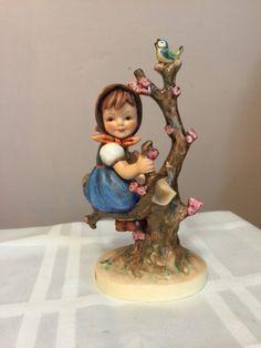 Authenticated, genuine, Hummel Figure 141/1 TMK-5, Apple Tree Girl.  1976-1979…