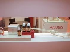 Barcelona 2009, stand de Productos de belleza. Anubis