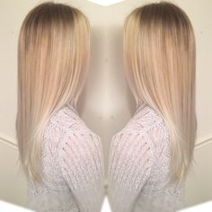 Inspiration by Katie Russo from Capelli- A Paul Mitchell Focus Salon. #ombre…