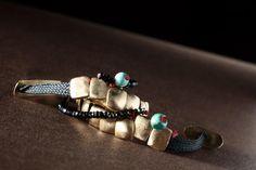 apriati bracelet Jewelry Box, Jewelry Bracelets, Jewellery, Turquoise Bracelet, Handmade Jewelry, Jewels, Inspiration, Fashion, Bracelets