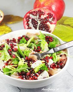 Cobb Salad, Lose Weight, Food And Drink, Menu, Yummy Food, Fruit, Vegetables, Cooking, Fitness