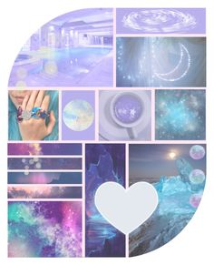 """""""Pastel"""" by deepwinter ❤ liked on Polyvore featuring art"""