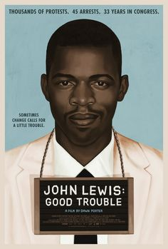 Documentary chronicling John Lewis' years of social activism and legislative action using interviews, rare archival footage. John Lewis, Magnolia Pictures, Movie Showtimes, Movies Coming Soon, Civil Rights Activists, Movies Now Playing, Black History Facts, Trouble, Now And Then Movie