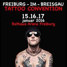 2016 Tattoo Convention Freiburg