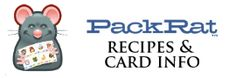 packrat game recipes